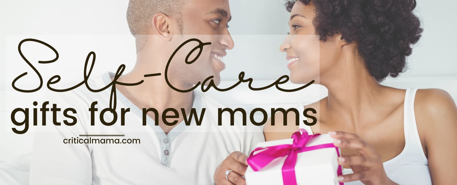 Self Care Gifts For New Moms