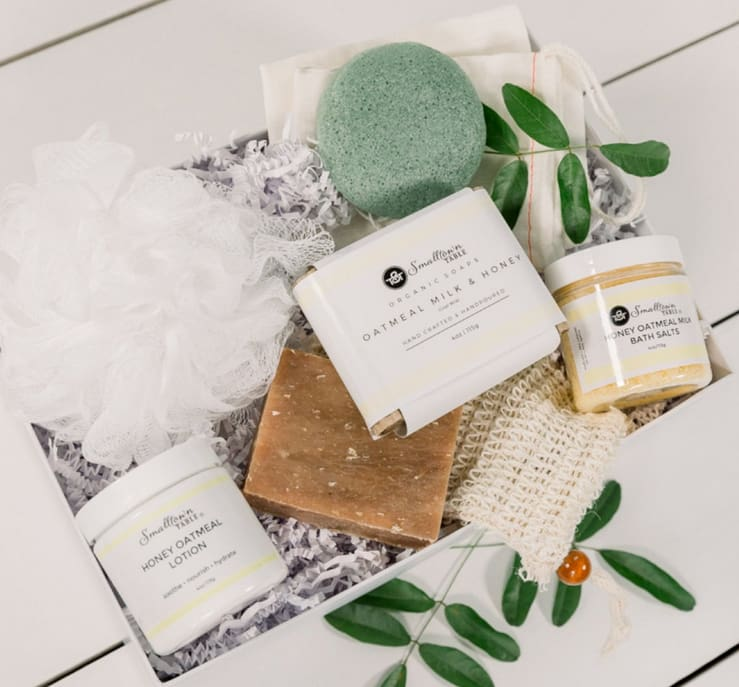 Sunshine Self Care Gift Box