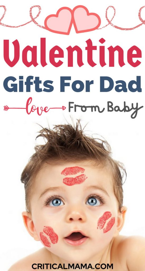 Valentine Gifts For Dad Love Baby