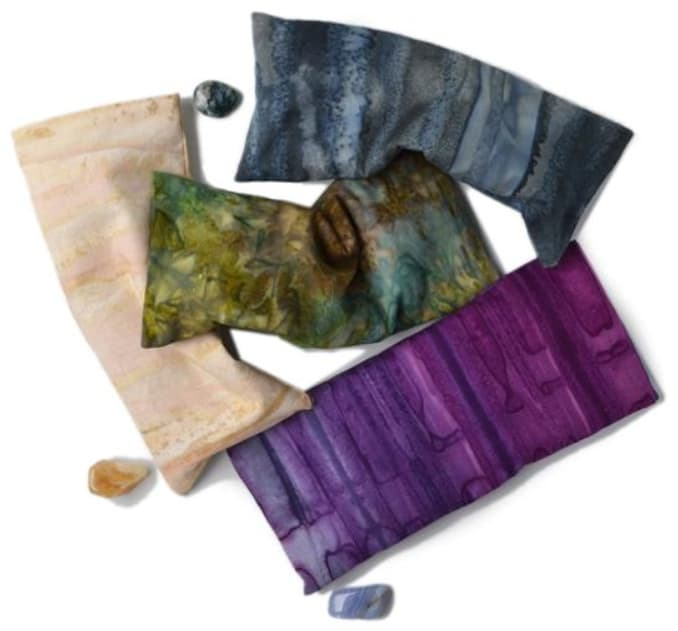 Weighted Eye Pillows For Self-Care